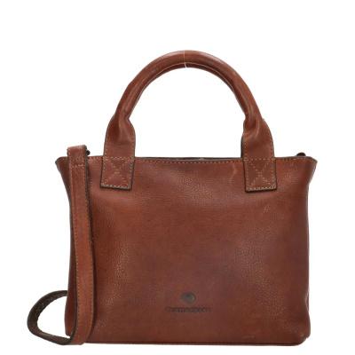 MicmacbagsDiscover Brown Handtas 17774006