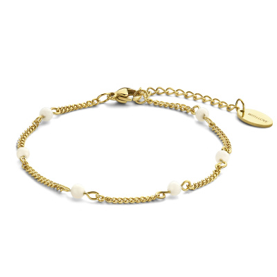 May Sparkle Hapiness bracelet MS320012 (Taille: 16.50-19.50 cm)