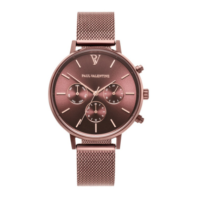 Paul Valentine Multifunctional montre PVT3880501
