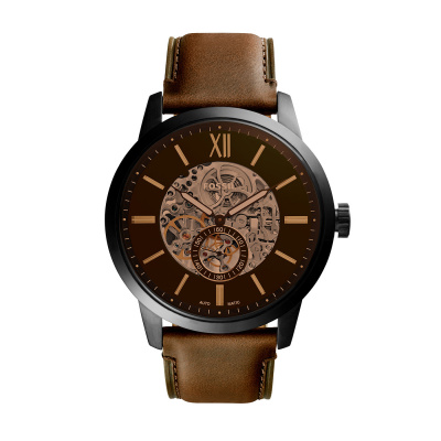 Fossil 48mm Townsman horloge ME3155