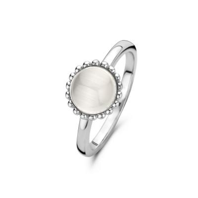 Parte Di Me 925 Sterling Zilveren Bella Vita Siena Ring PDM1328217
