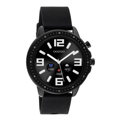 OOZOO Zwart Display Smartwatch Q00304