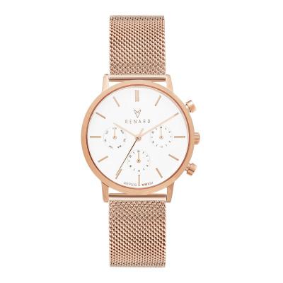 Renard Elite 35.5 Chronograaf horloge RB361RG60RG2