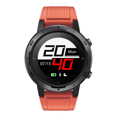 Smartwatch Trends Rood Display Smartwatch S215G-1