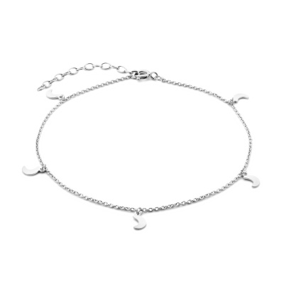 Selected Jewels Julie Louna bracelet de cheville en argent sterling 925 SJ310003