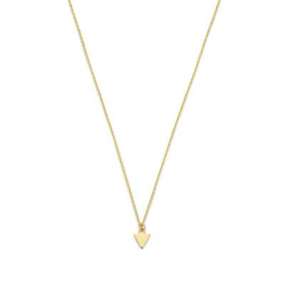 Selected Jewels Julie Charlotte collier couleur or en argent sterling 925 SJ340024