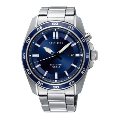Seiko Kinetic horloge SKA783P1
