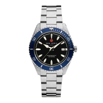 Sem Lewis Lundy Island Diver montre SL1100072