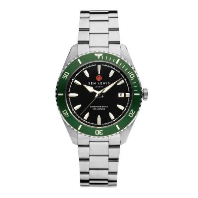 Sem Lewis Lundy Island Diver montre SL1100073