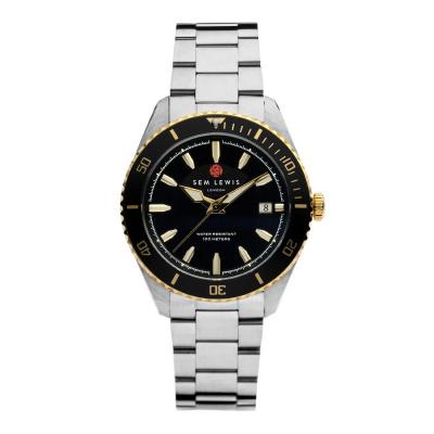 Sem Lewis Lundy Island Diver montre SL1100074