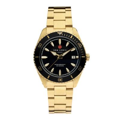 Sem Lewis Lundy Island Diver montre SL1100076