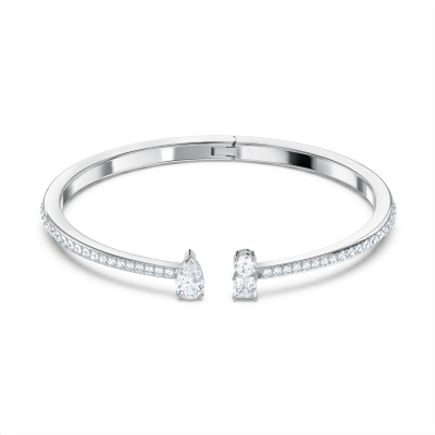 Swarovski Attract Bangle (Lengte: 19.00-20.00 cm)