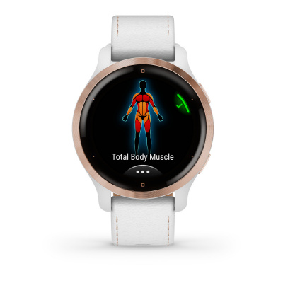 Garmin Venu 2S smartwatch wit 010-02430-23