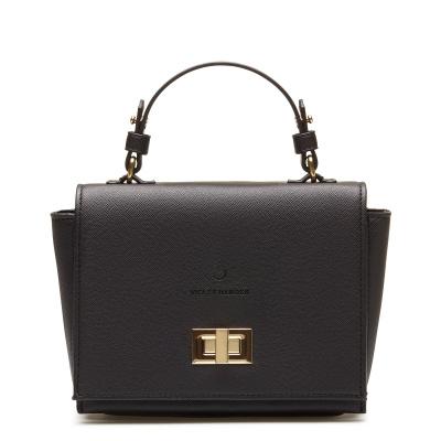 Violet Hamden Essential Bag Black Schoudertas VH26001