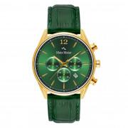 Mats Meier Grand Cornier Chrono Groen/Groen horloge MM00122
