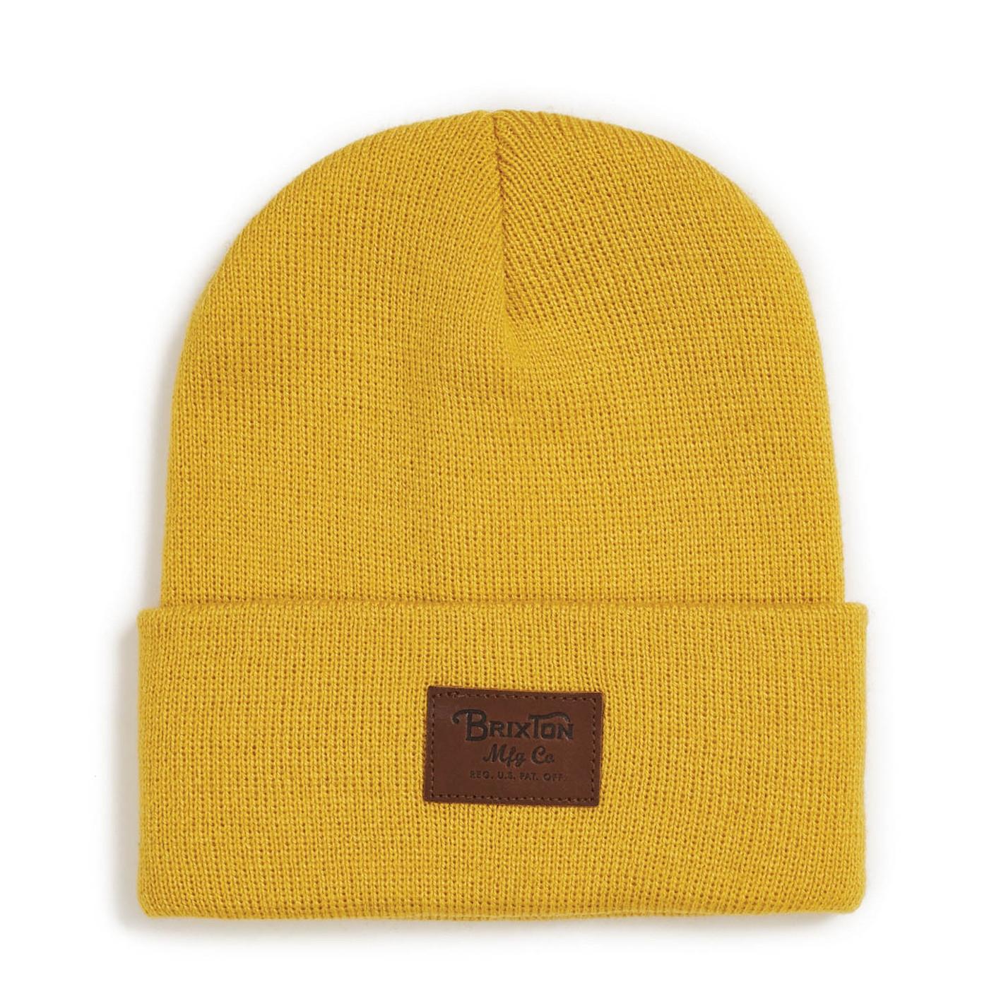 Brixton Grade bonnet 10213-MUSTARD - Brixton - Modalova