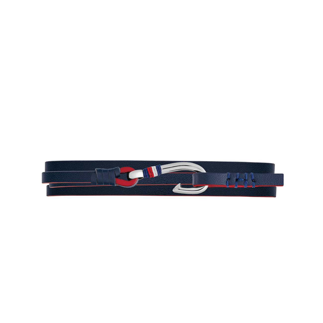 Denim bracelet TJ2790190S (Taille: 19.50 cm) - Tommy hilfiger - Modalova
