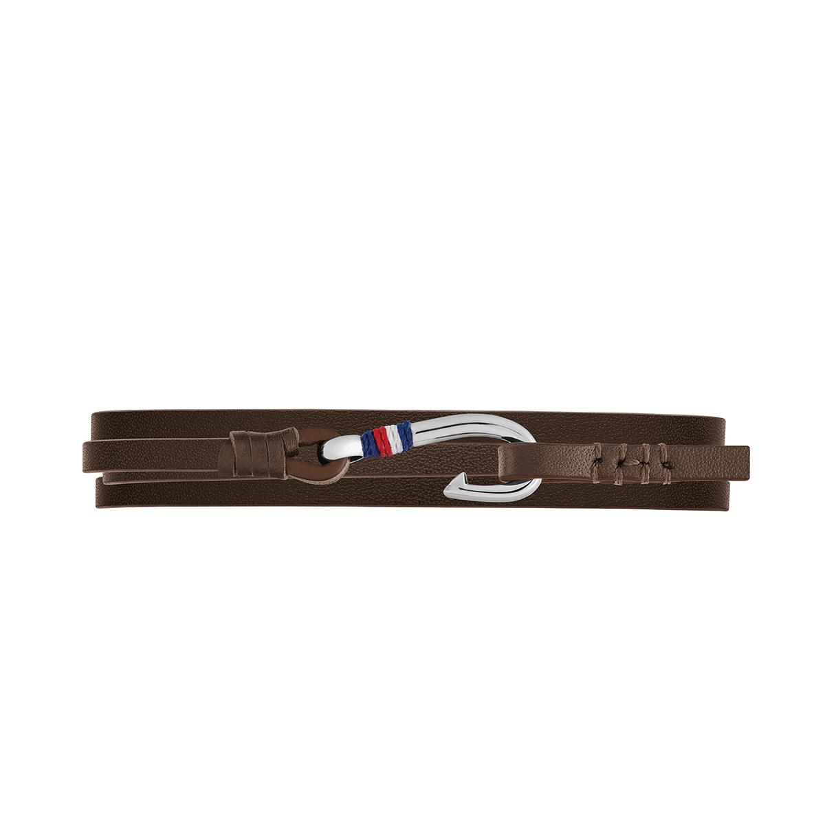 Denim bracelet TJ2790191S (Taille: 19.50 cm) - Tommy hilfiger - Modalova