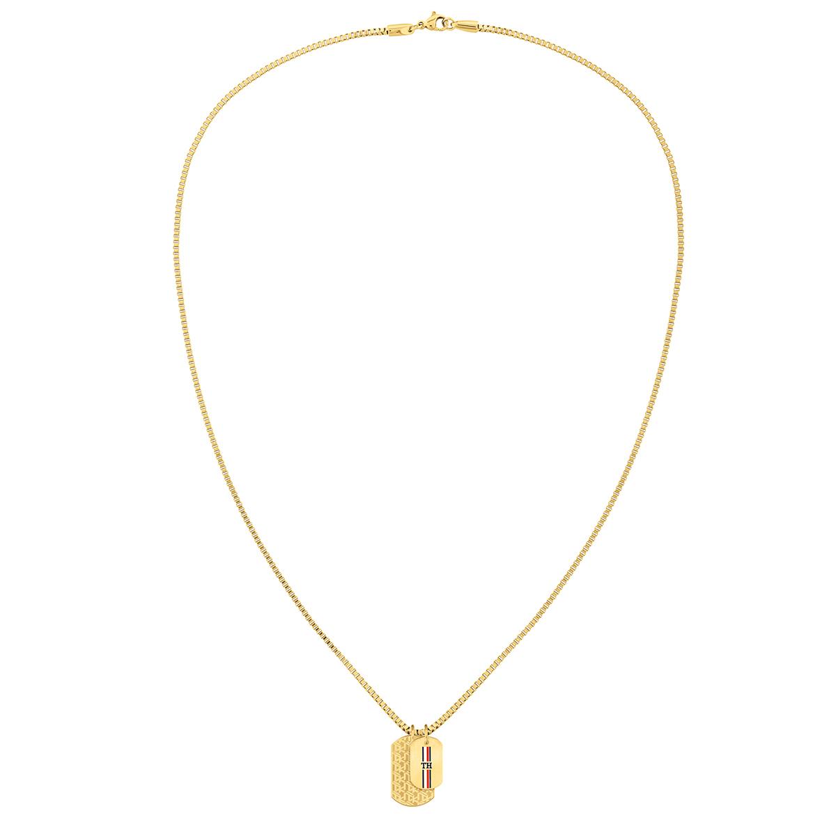Denim collier TJ2790211 (Taille: 60cm) - Tommy hilfiger - Modalova